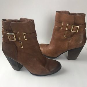 """Vince Camuto """"Harriet"""" Ankle Boots Size 9"""
